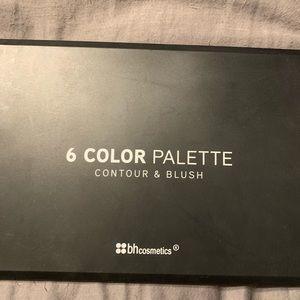 BH Cosmetics color and contour palette
